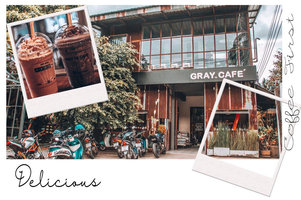 Gray 18 Café