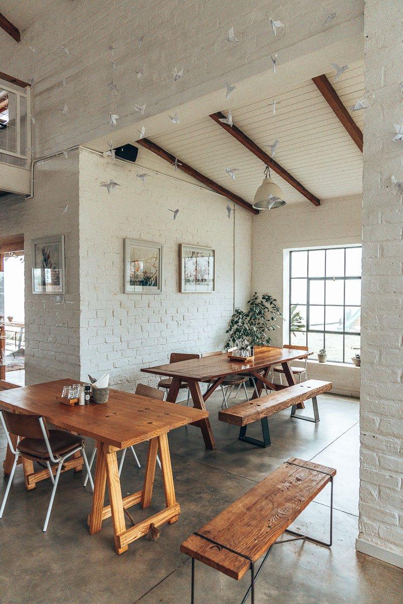 Barn Owl Coffee Shop