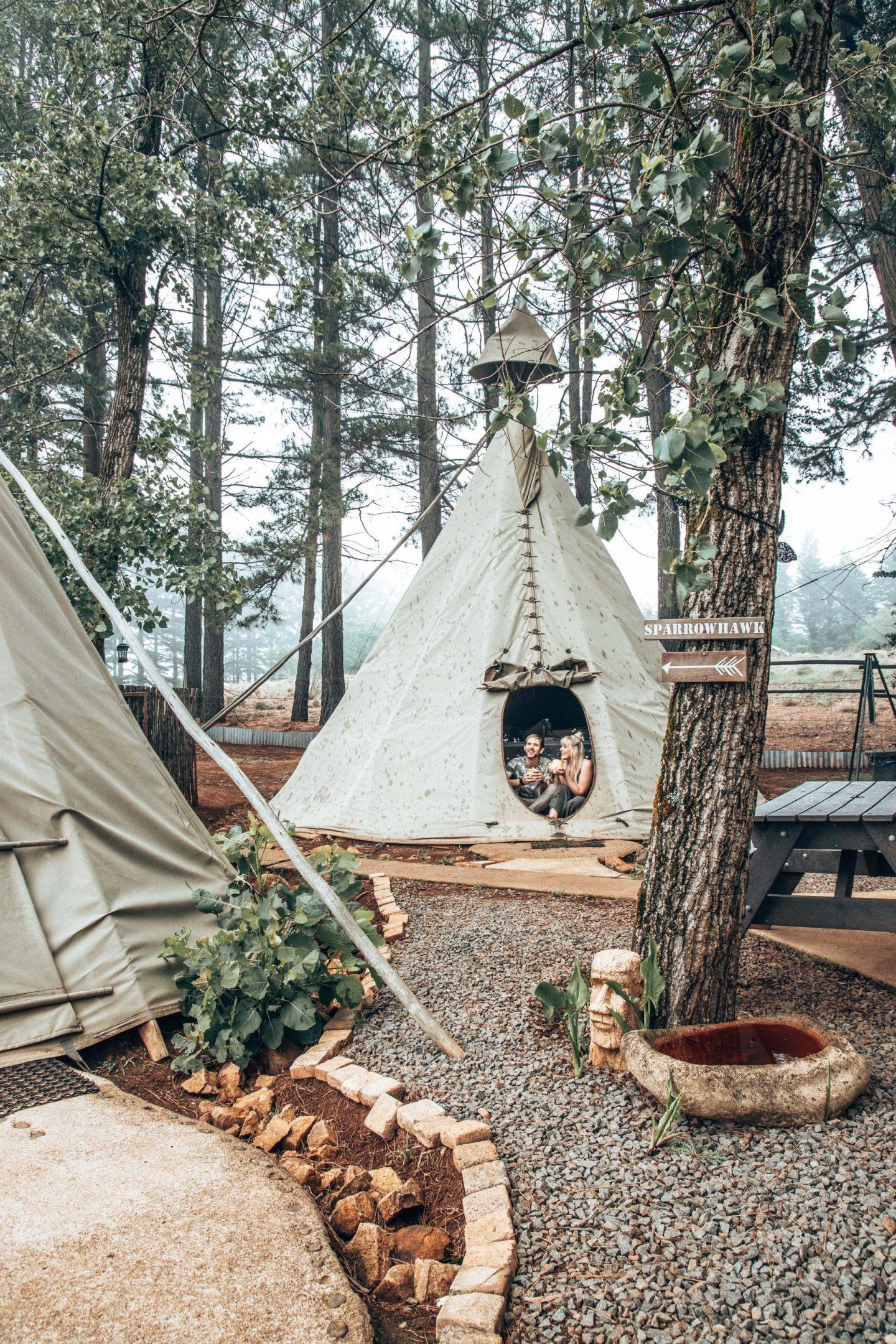 Nguni Moon Tepee Camp