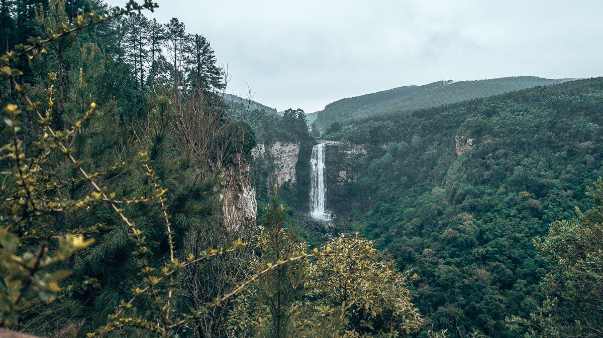 Karkfloof Falls