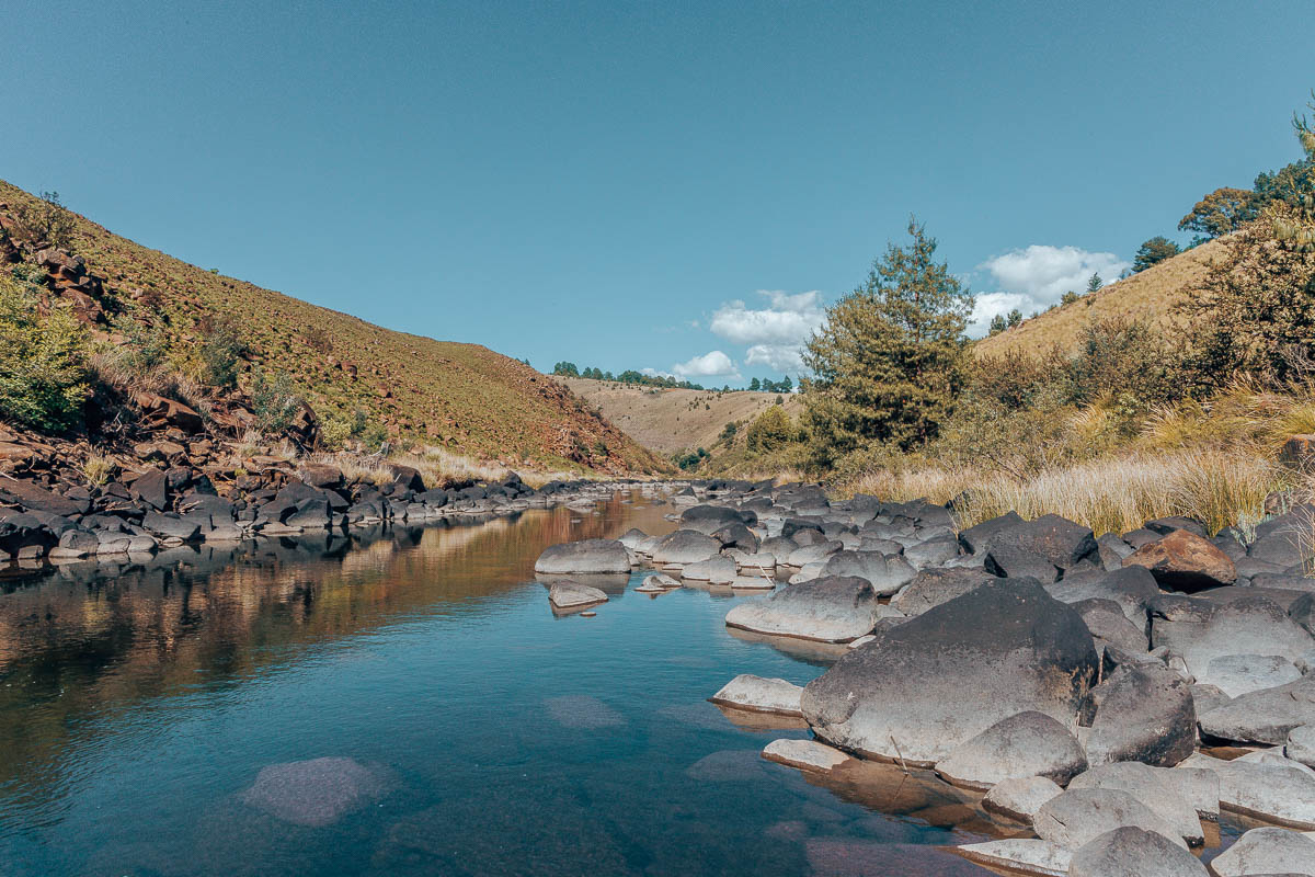 The Umzimkulu River