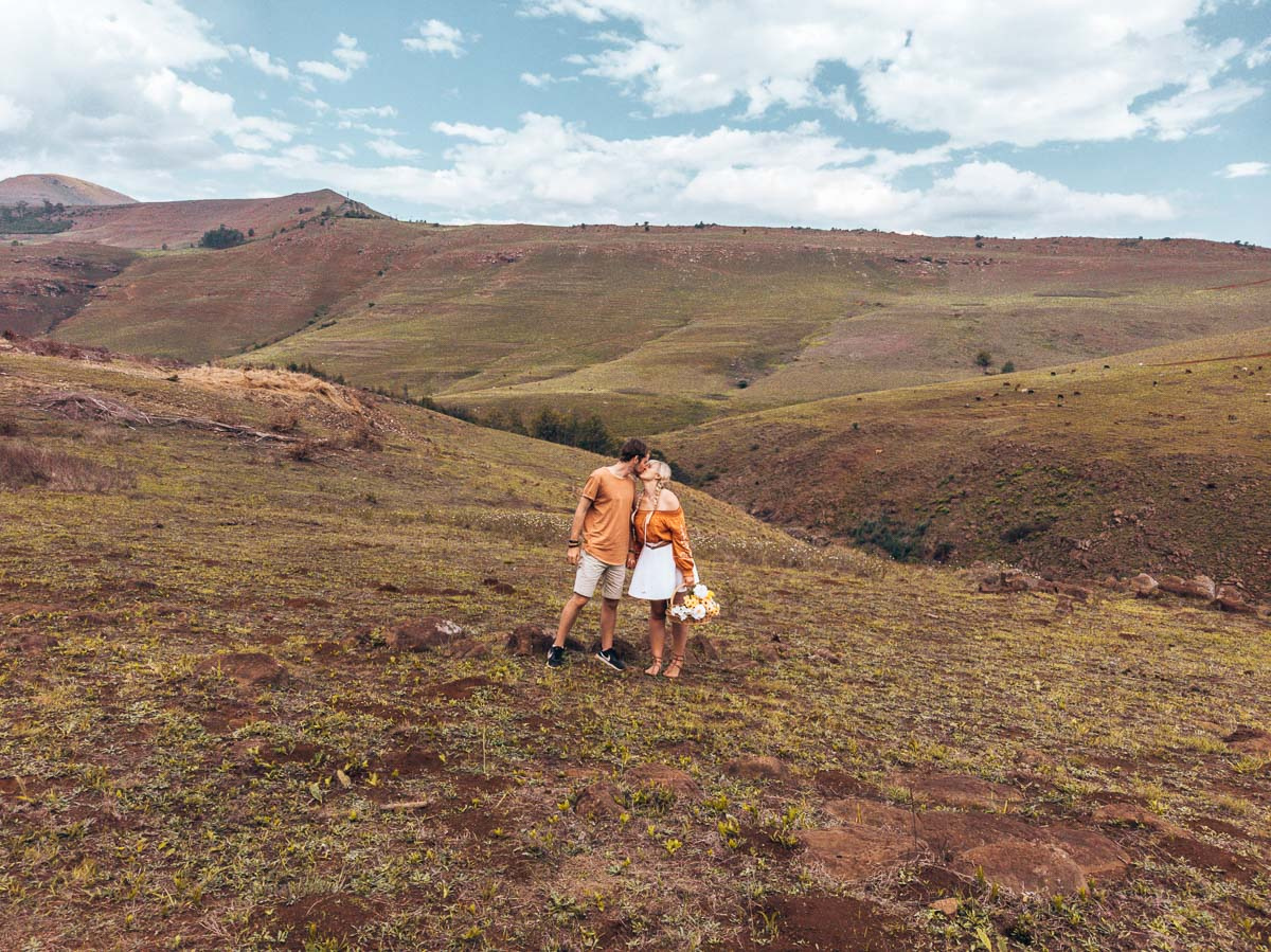 Hike Down To The Umzimkulu River