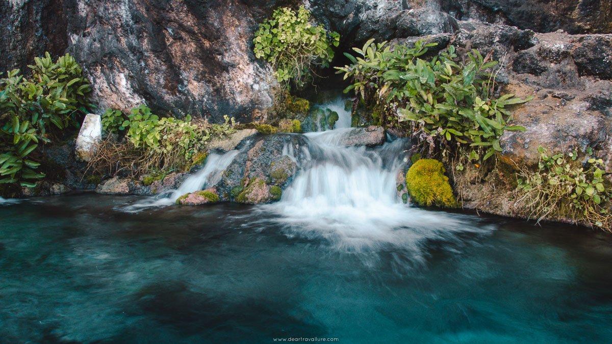 Peguyangan Small Waterfall