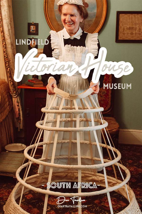 Pinterest Image for Lindfield Victorian House Museum