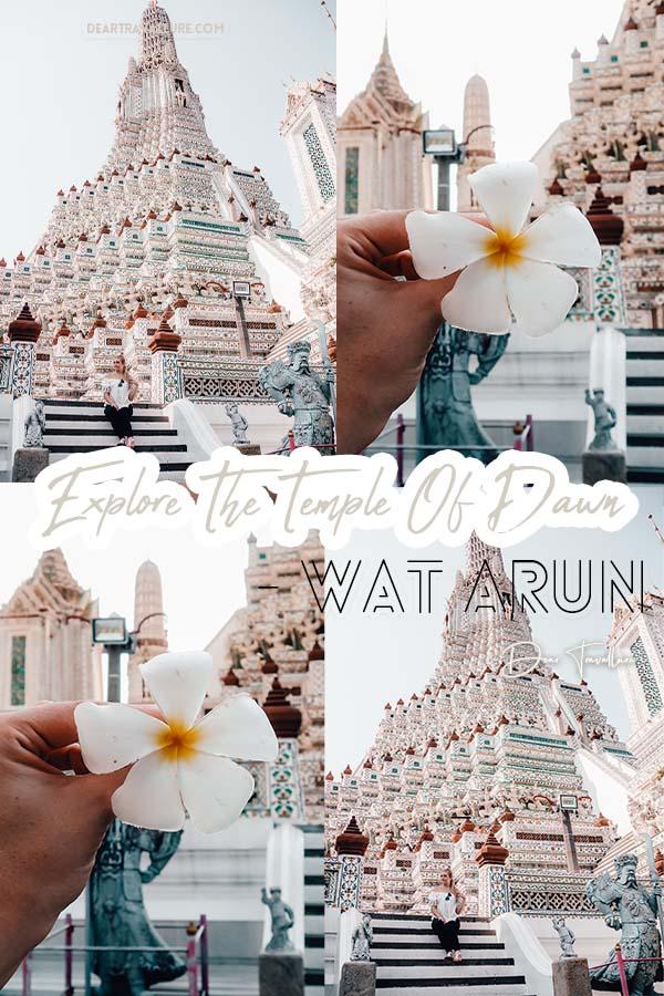 Pinterest Image of Wat Arun