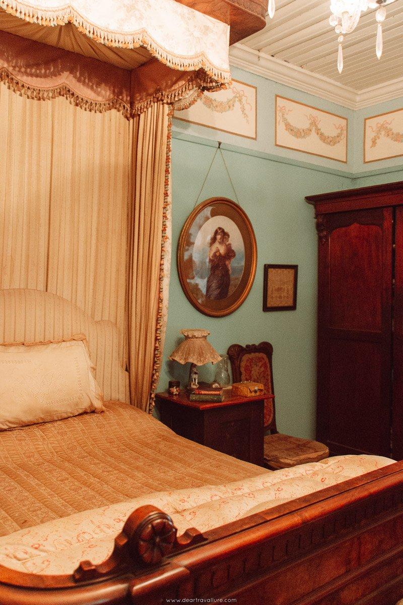 A Victorian Bedroom