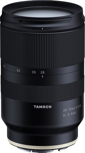Tamron 28-75mm, F2.8, Di III RXD Zoom Lens for Sony
