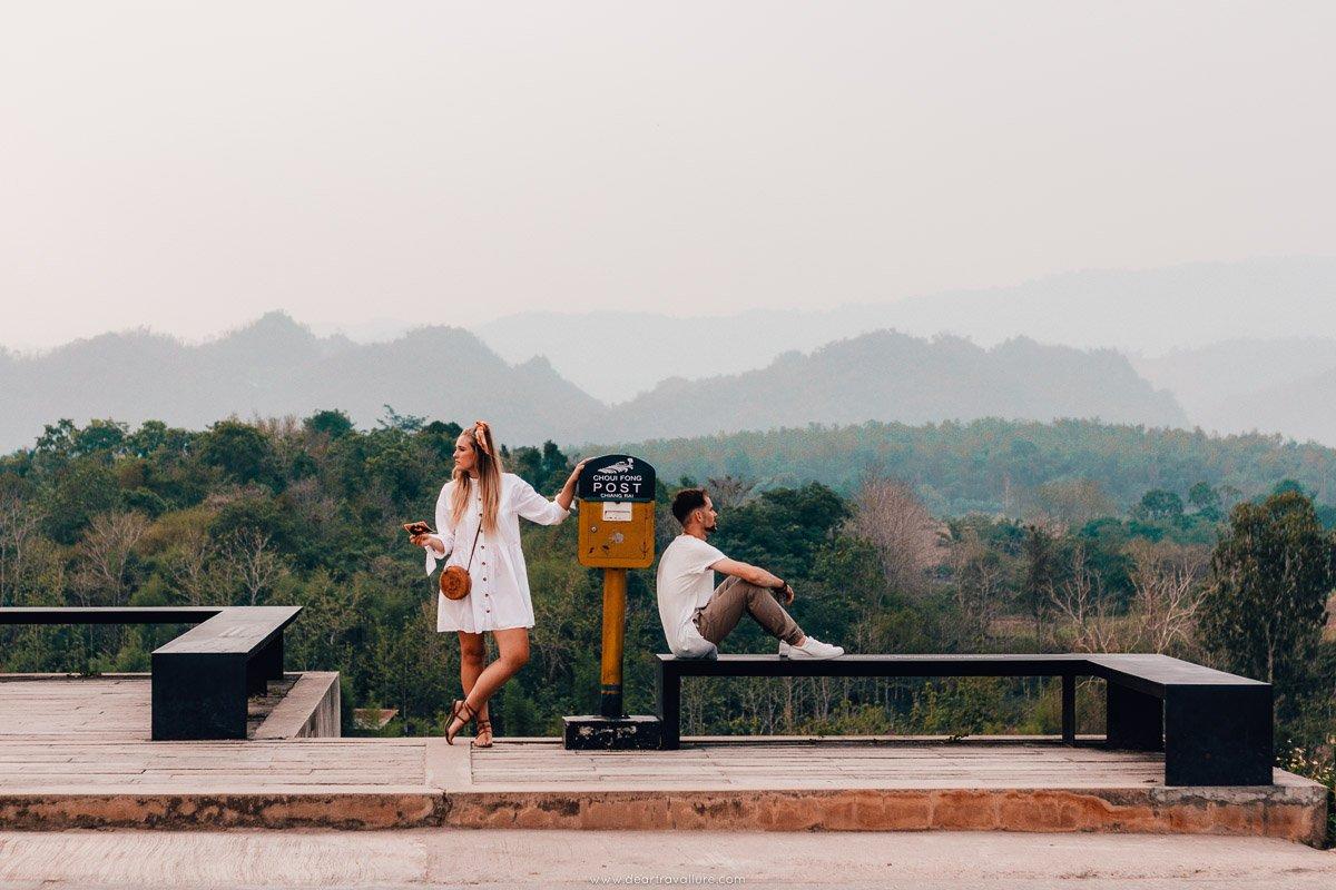 Dear Travallure at Choui Fong Tea Plantations