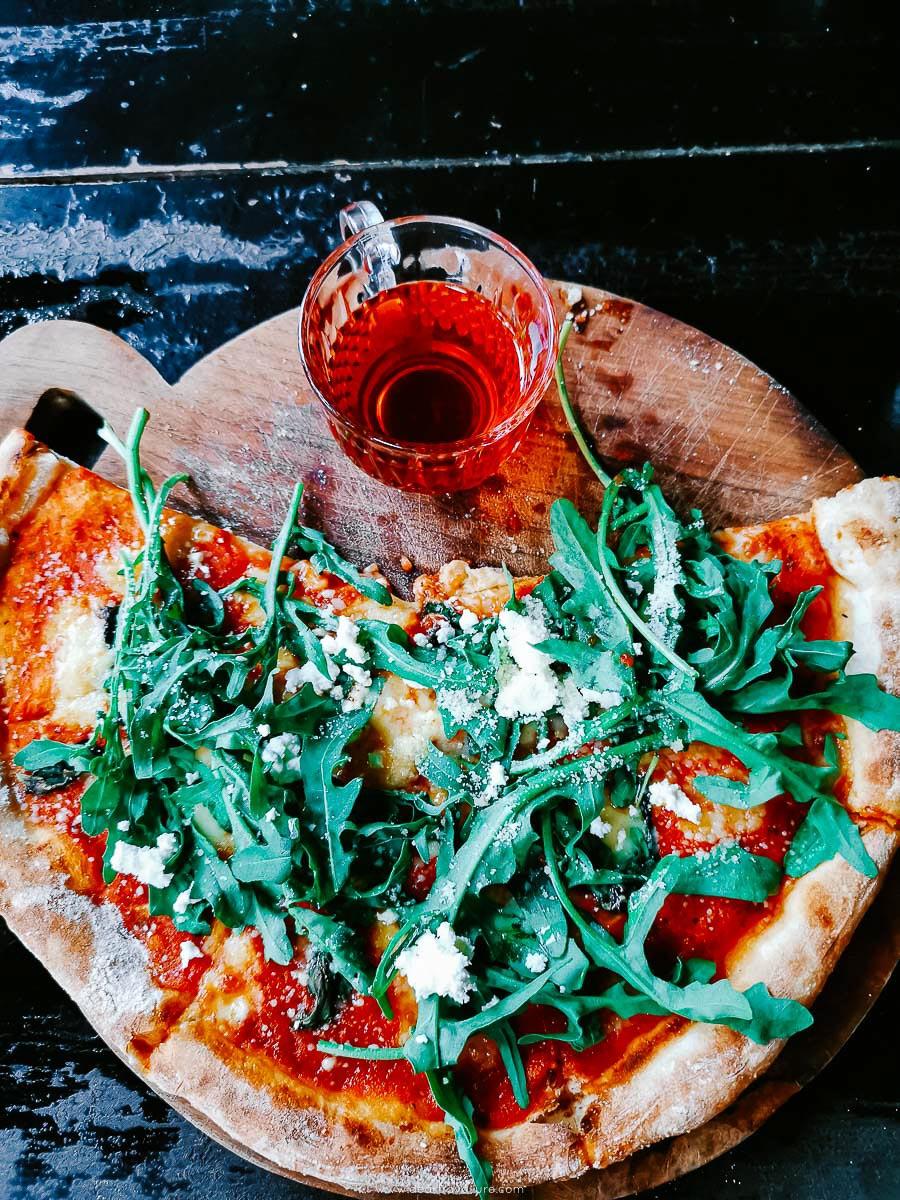 Fuzion Cafe Pizza Ubud