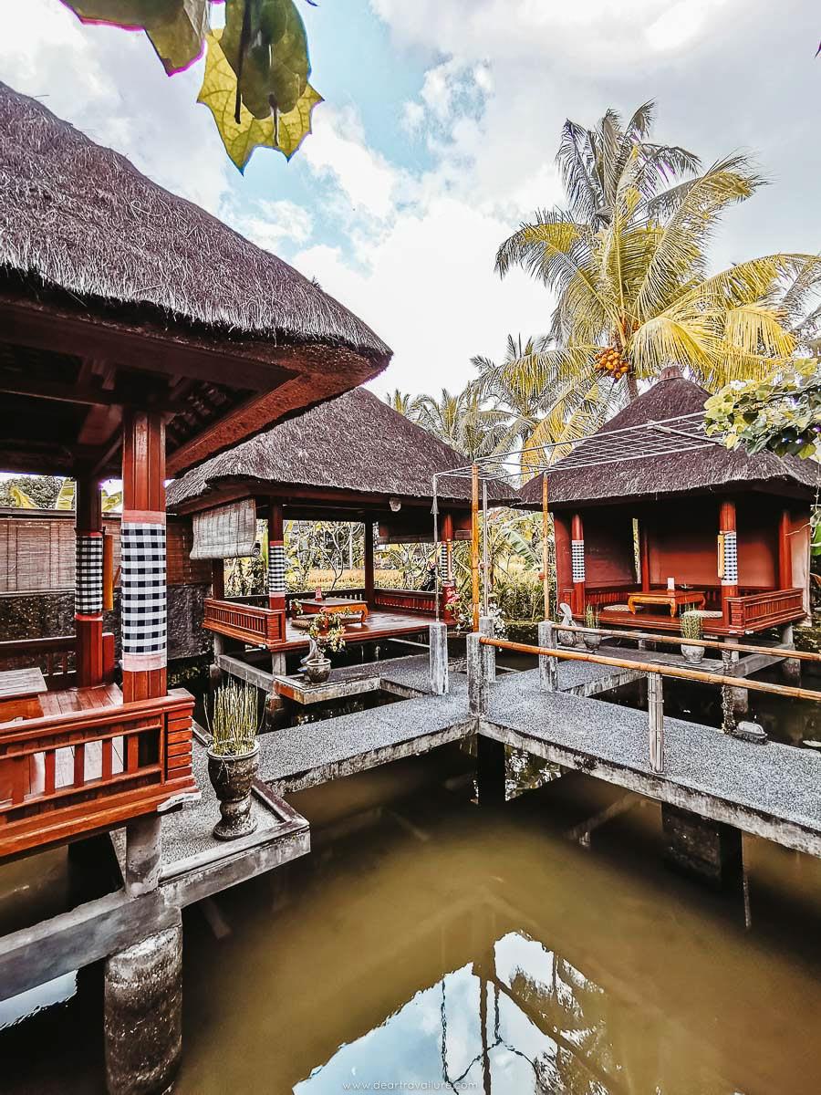 Local Balinese Restaurant