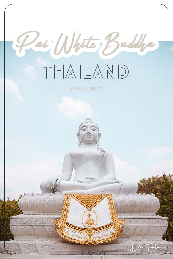 Pai White Buddha Pinterest Image
