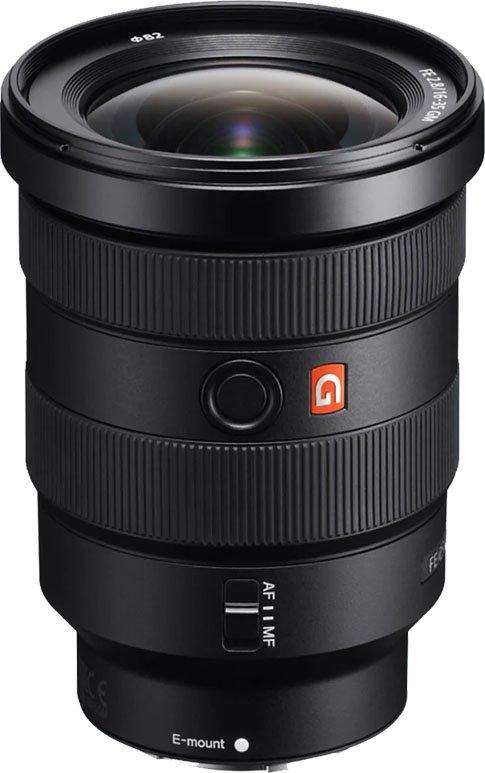 Sony FE 16-35mm, F2.8, GM Zoom Lens