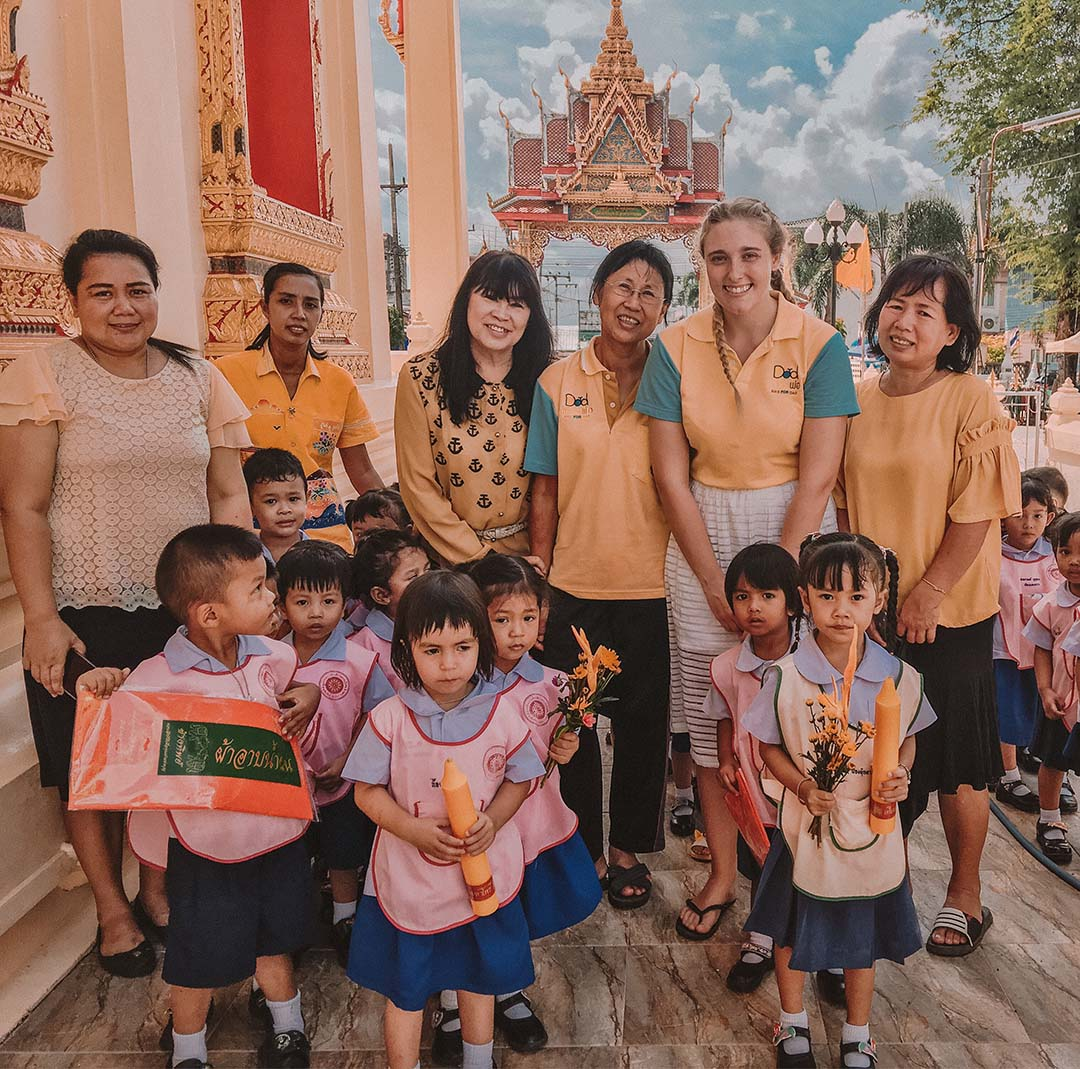 Teaching in Thailand - Square Website Image
