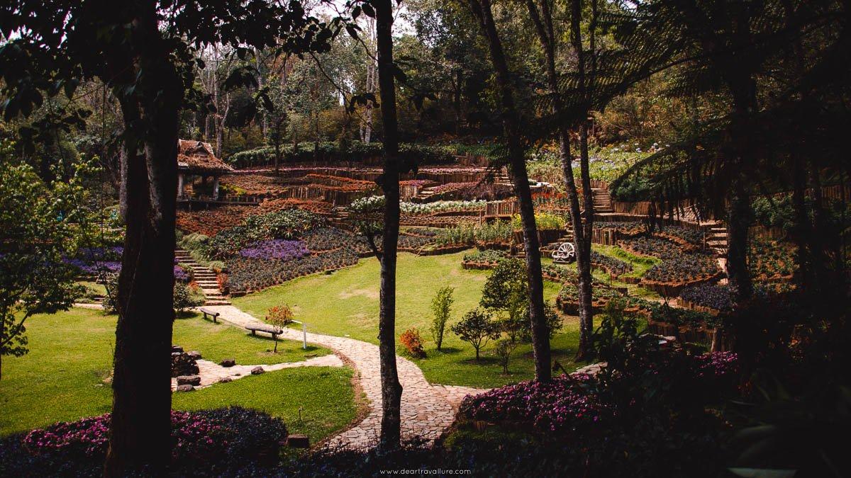 The Mae Fah Luang Arboretum