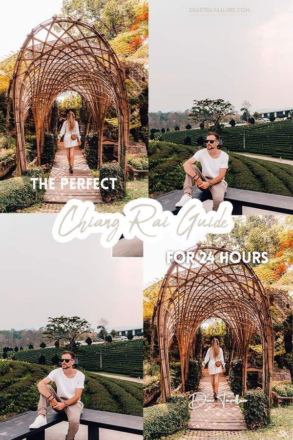 The Perfect Chiang Rai Guide For 24 Hours - Pinterest Template