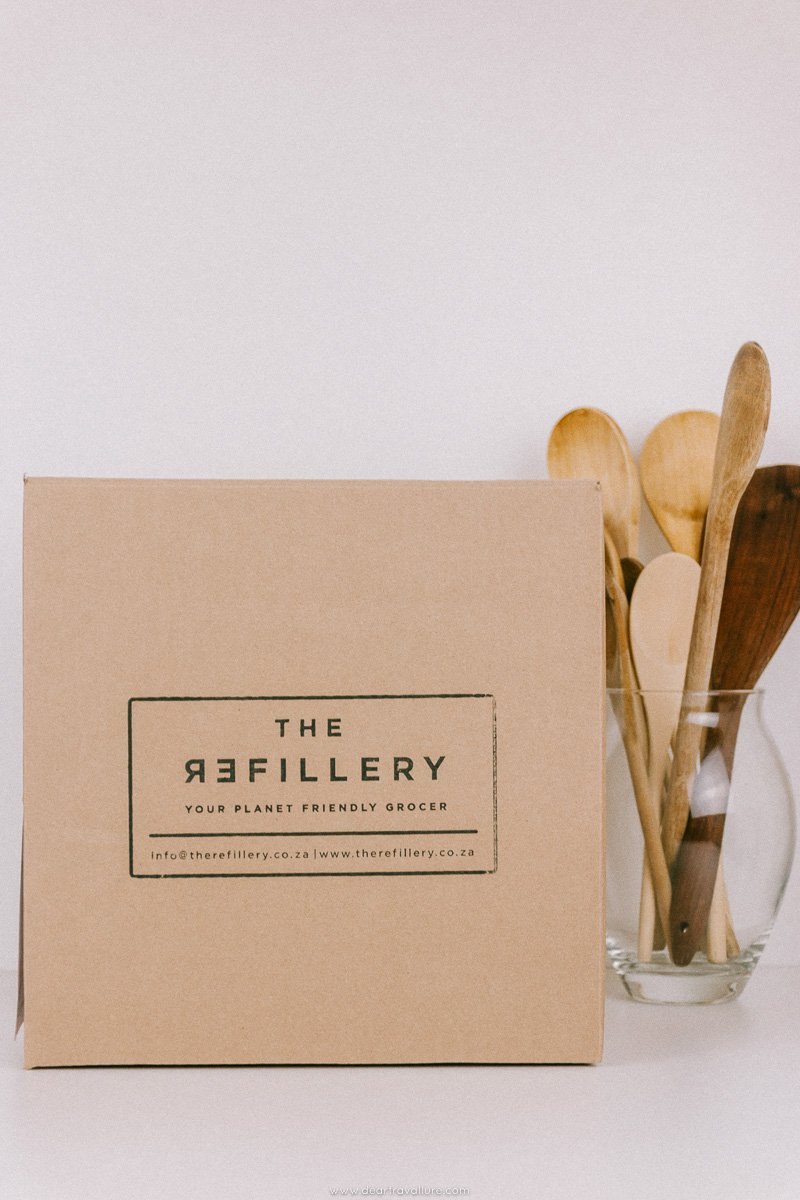 The Refillery Package Delivery