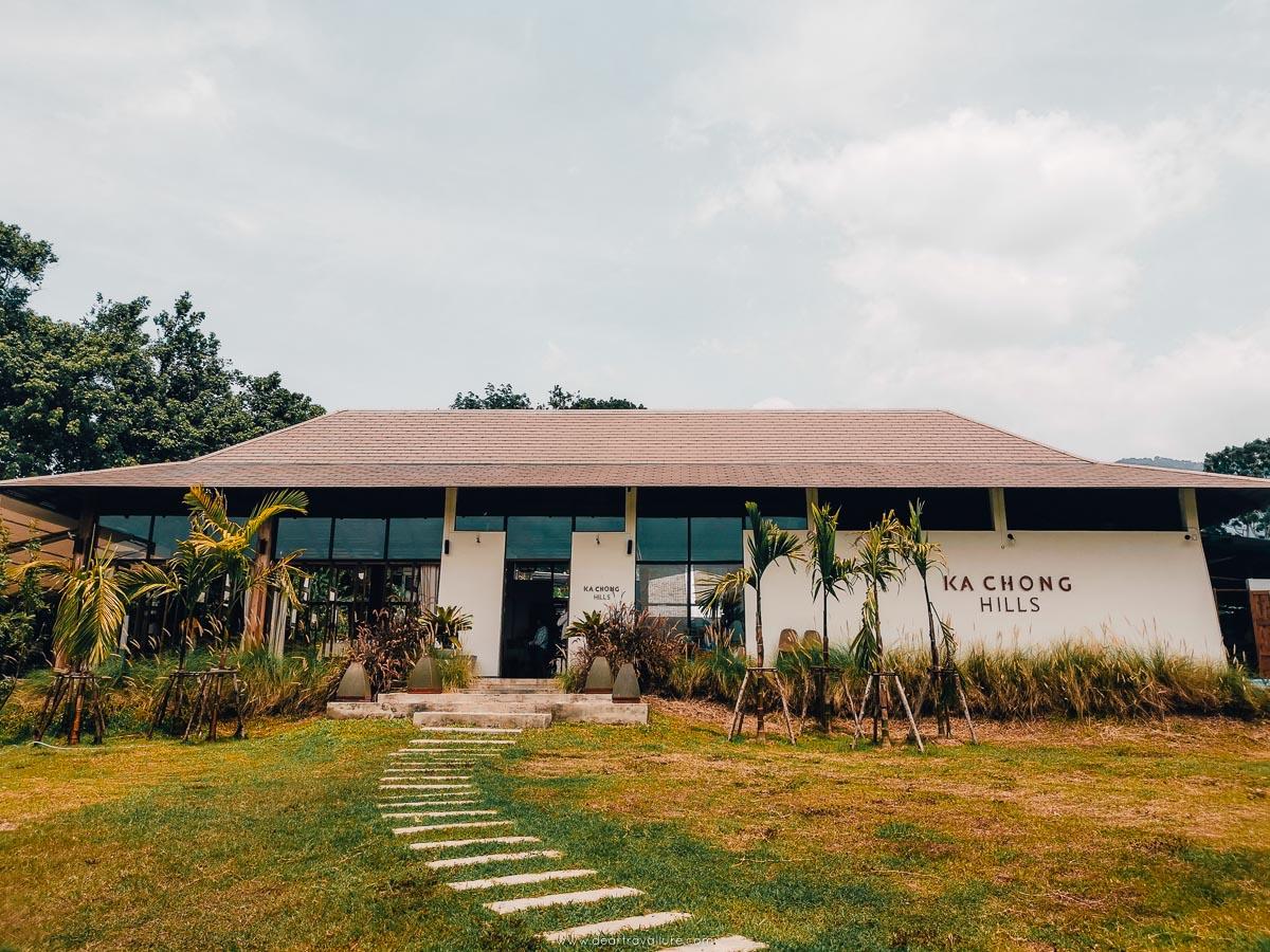 The Ka Chong Hills Restaurant
