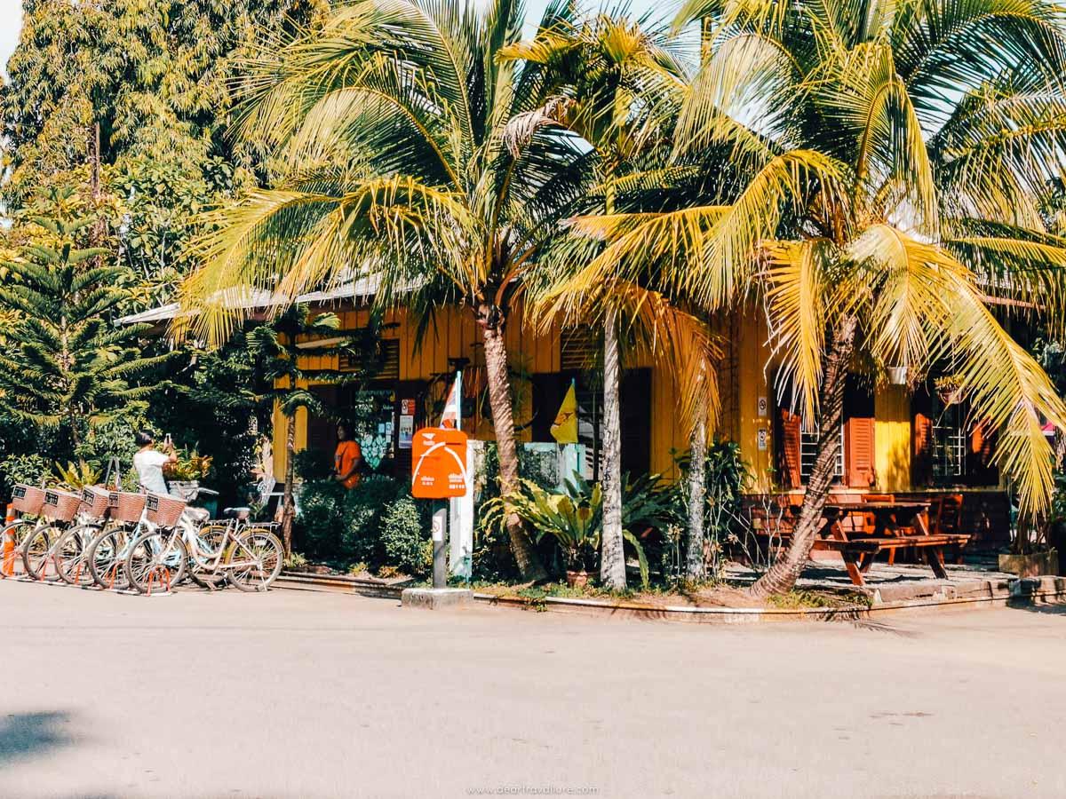 The Love Station Café