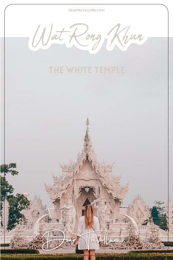 The White Temple - Pinterest Image