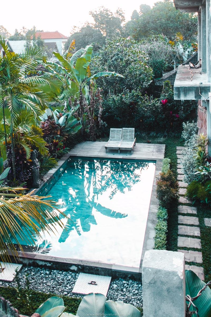 Swimming Pool in Ubud