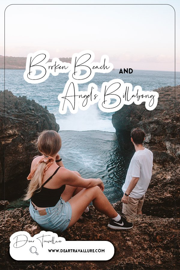 Angel's Billabong & Broken Beach - Pinterest Image