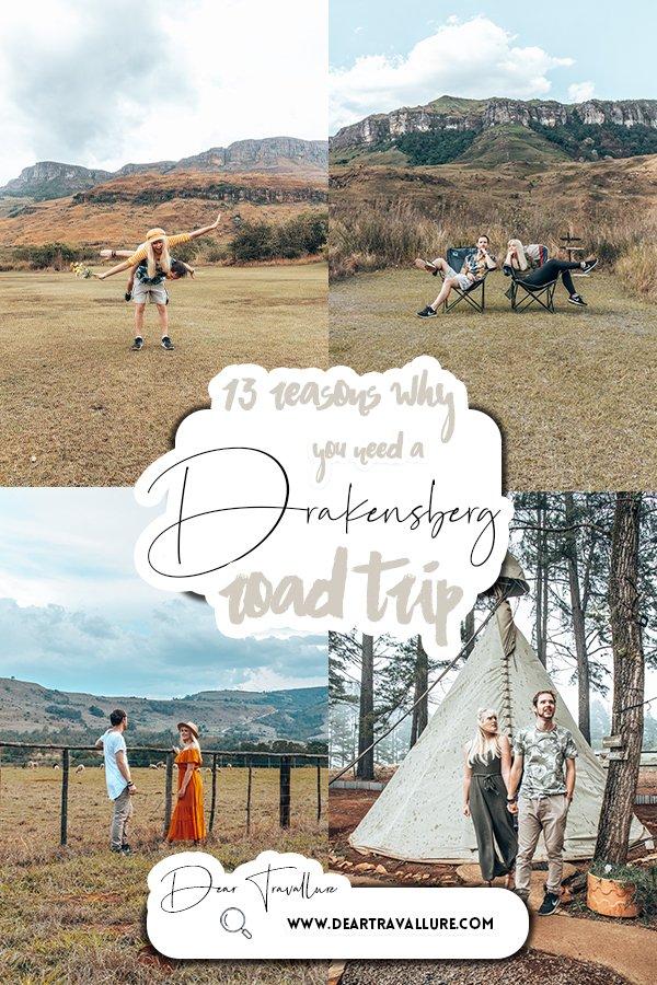 Drakensberg Guide - Pinterest Image