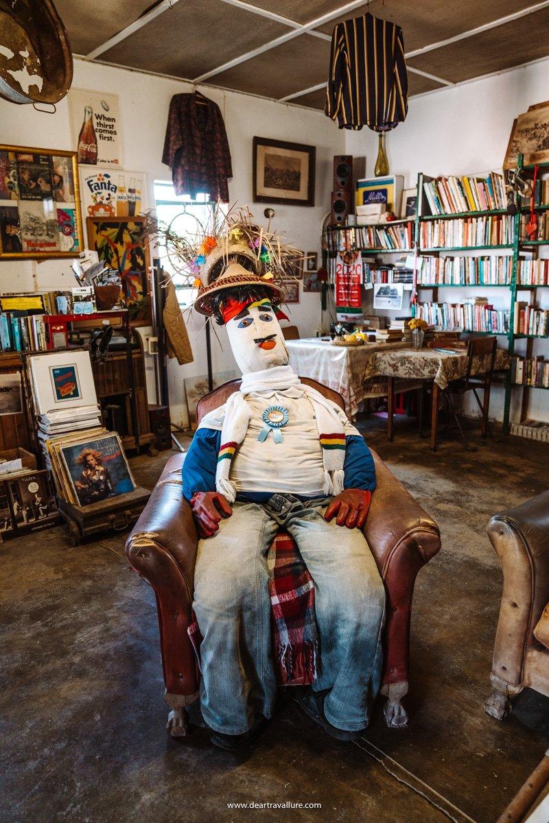 Art at Bagdad Café