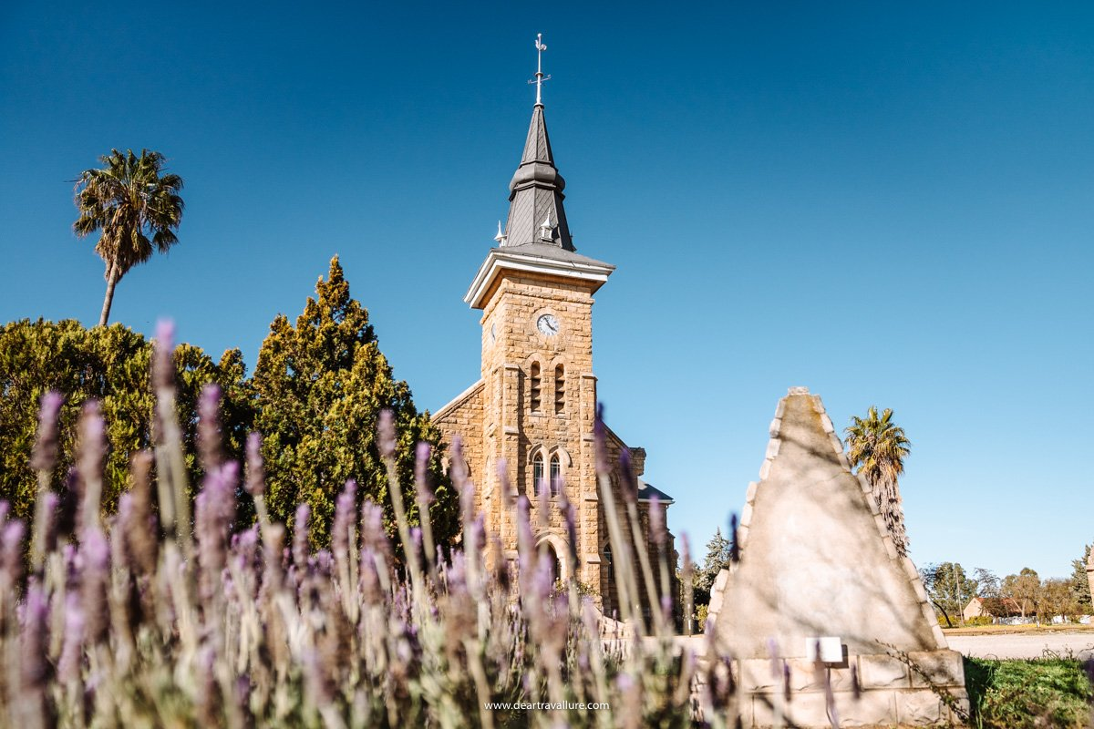 The NG Kerk in Nieuwoudtville