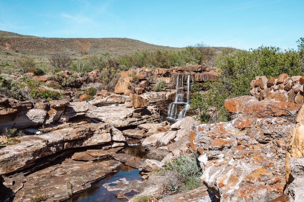 Smaller Nieuwoudtville Waterfall