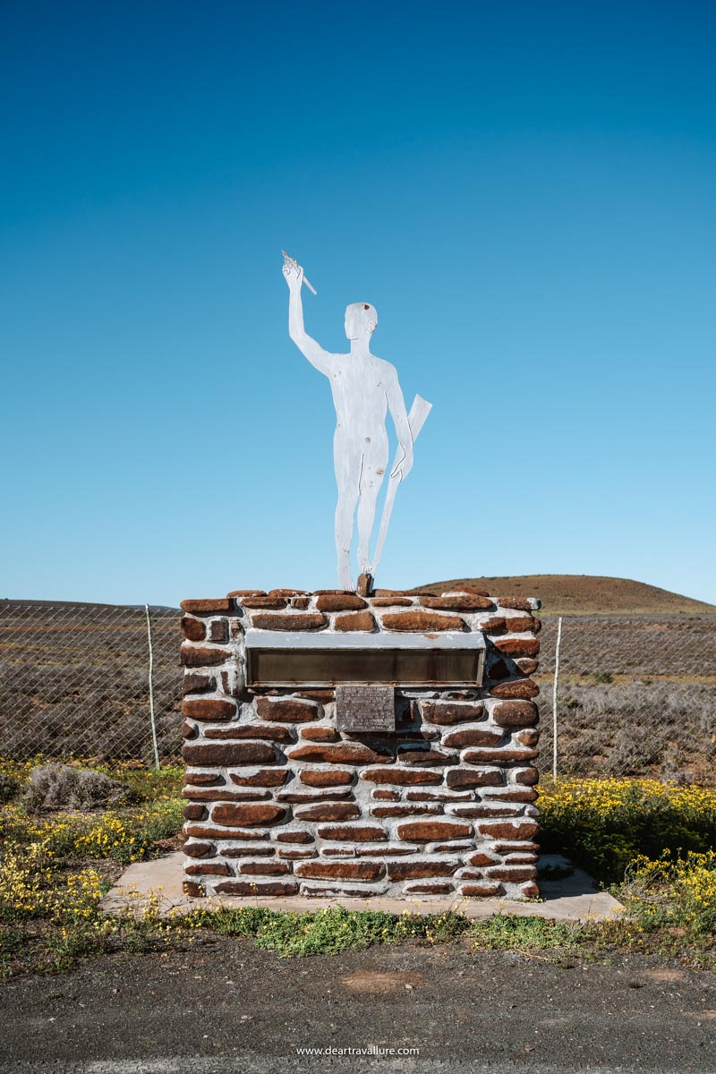 Monument Commemorating The End Of The Second Boer War
